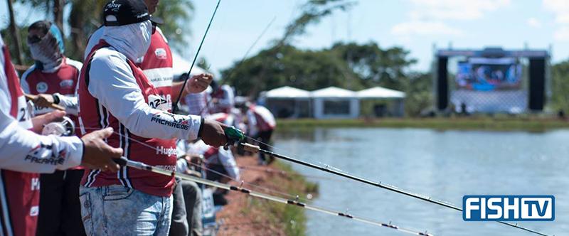 Campeonato Brasileiro em Pesqueiros da Fish TV